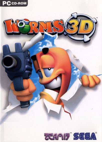 Game Lacrado Pc Worms 3d