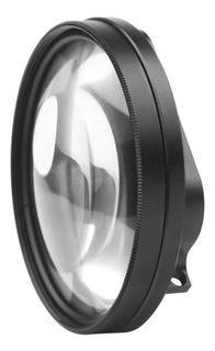 58mm Lente Macro 10x Aumento Lupa Close Up Para Gopro Hero 7