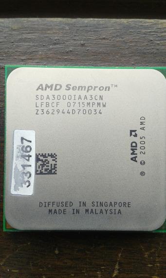 Processador Amd Sempron 3000 Am2