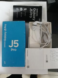 J5 Pro Año 2017 Modelo J530g/ds Funcionando Perfecto Estado
