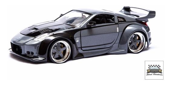 1:24 Nissan 350z Dk Velozes E Furiosos Jada