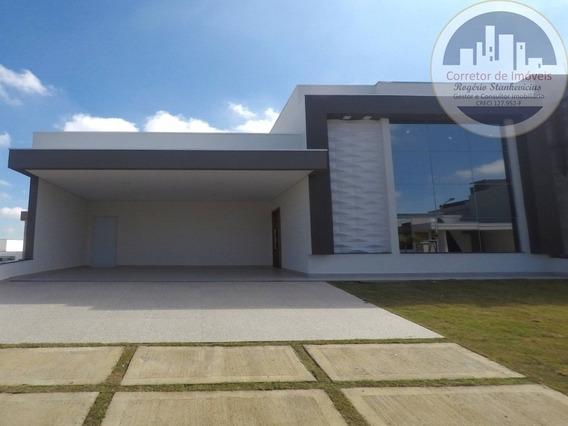Casa Com 3 Suites Condominio Dona Lucilla Em Indaiatuba - Ca00043 - 67690162