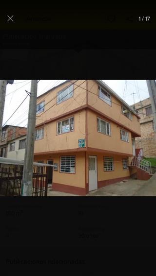 Ganga! Casa Rentable 160mt2 Con 4 Apartamentos