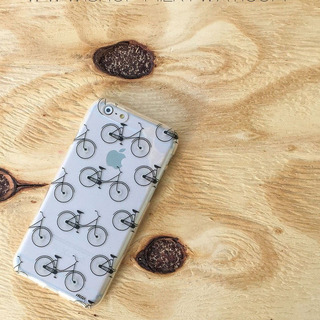 Bicycle - Case Para iPhone 5/5s