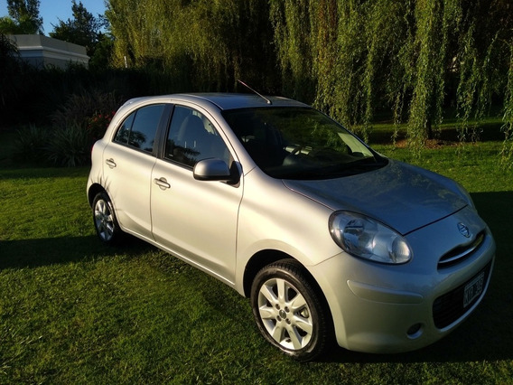 Nissan March Acenta 2013 Única Mano 100% Original