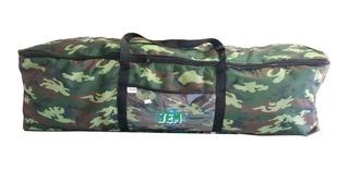 Bolsa Térmica 100 Litros Camuflada - Ideal P/ Peixe Grande