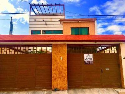 Se Vende Hermosa Y Amplia Casa De 4 Recámaras En Boca Del Río