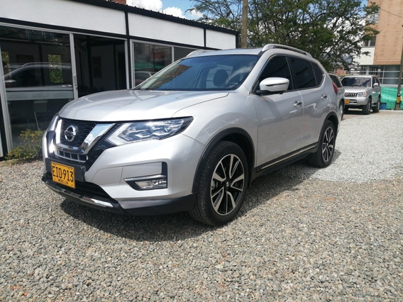 Nissan X-trail Exclusive 4x4 2019