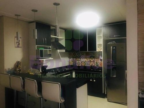 Imagem 1 de 27 de Apartamento A Venda, Nova Cidade Jardim, Edificio Orquidea, Jundiaí. - Ap12696 - 69485727