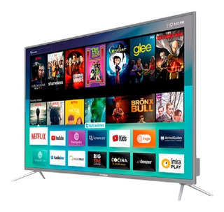 Smart Tv 58 Hyundai 4k Linux Dolby Bluetooth Hyled5804n4km