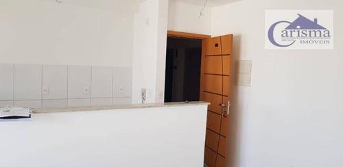 Apartamento Com 2 Dormitórios À Venda, 52 M² Por R$ 235.000,00 - Utinga - Santo André/sp - Ap2958