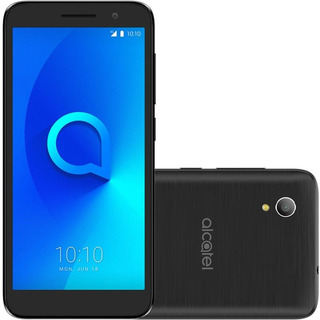 Smartphone Alcatel 1 5033j Preto Tela 5 8gb Câmera 8mp 5mp