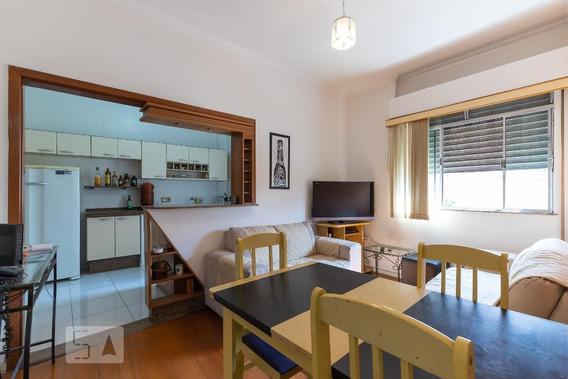 Apartamento No 3º Andar Com 2 Dormitórios - Id: 892984264 - 284264