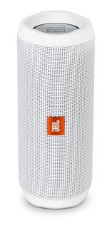 Parlante JBL Flip 4 portátil inalámbrico White