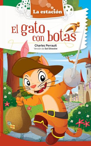 Imagen 1 de 1 de El Gato Con Botas - Estación Mandioca -