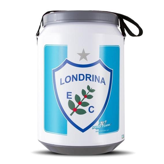 Cooler Térmico Cerveja Pro Tork Londrina E. C. 24 Latas