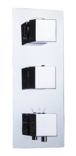 Imagen 1 de 6 de Válvula Control Para Duchas Con Acabado Termostático