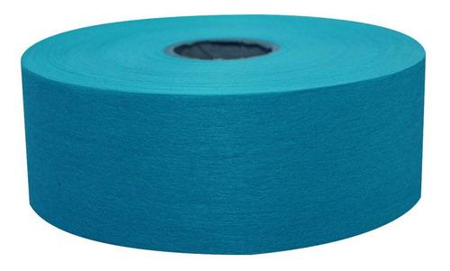 Imagem 1 de 1 de Fita De Tnt 45mm X 50 Metros - Azul Turquesa