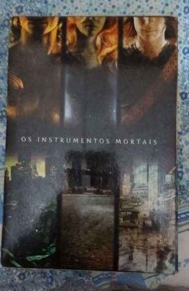 Box Os Instrumentos Mortais - 3 Volumes