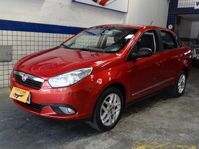 Fiat Grand Siena 1.6 Essence Flex Dualogic Ano 2015 (0964)