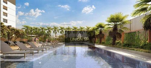 Apartamento Com 3 Dormitórios À Venda, 110 M² Por R$ 1.827.873,00 - Campo Belo - São Paulo/sp - Ap47506