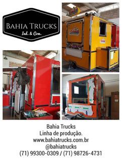 Trailer E Food Trucks Na Medida Da Sua Necessidade.