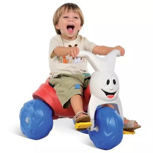Motoca Infantil Triciclo Bandeirante Tico-tico Europa