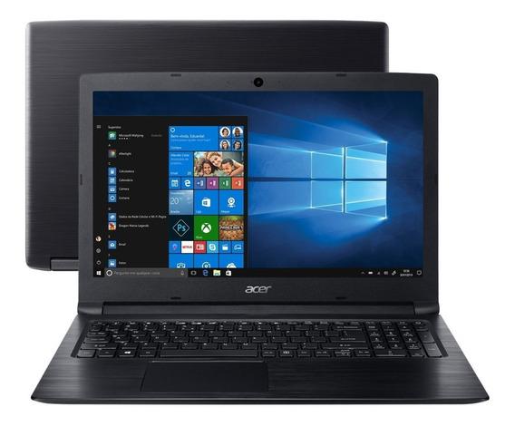 Notebook Acer Aspire 3 4gb Hd 1tb 15,6 Ryzen 3 2200u Nf