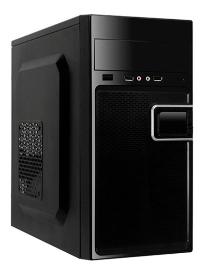 Computador Corporativo 4gb / Hd500gb / Dvd + 2 Monitores Lg