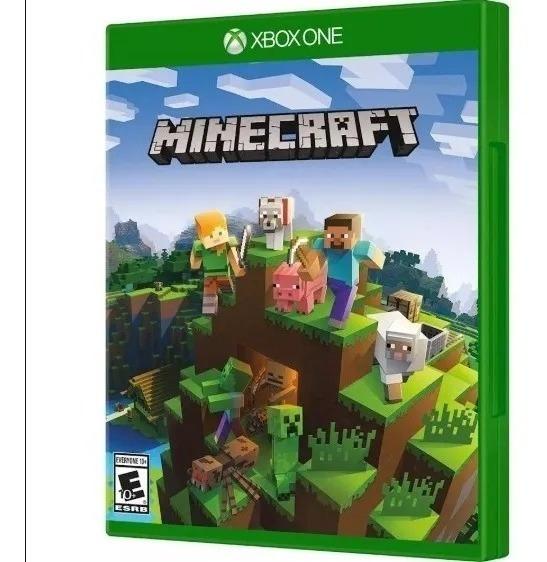 Jogo Xbox One Minecraft Lacrado Original