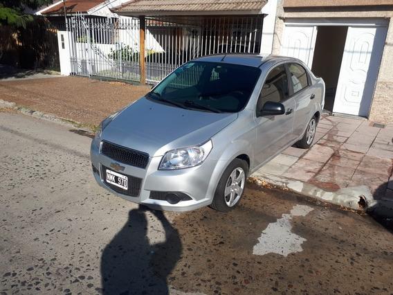 Chevrolet Aveo G3 Ls 2014