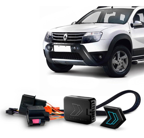 Módulo Acelerador Shiftpower Bluetooth Duster 10 11 12 A 14
