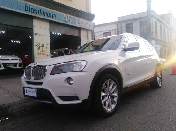 Bmw X3 3000 2012 At Full