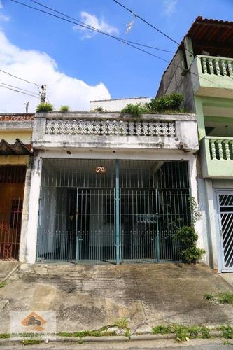 Imagem 1 de 30 de Sobrado Com 4 Dormitórios À Venda, 210 M² Por R$ 430.000,00 - Jardim Eliane - São Paulo/sp - So0126