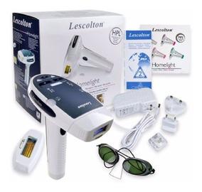 Depilador A Laser Permanente Luz Pulsada Lescolton Original