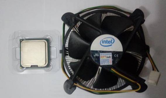 Processador Core2duo E7500 2,93ghz + Cooler Com Garantia