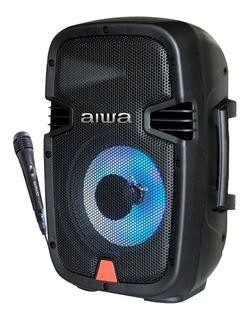 Cabina Audio Pro Activa Parlante Bluetooth 8pg Aiwa Awsp08m