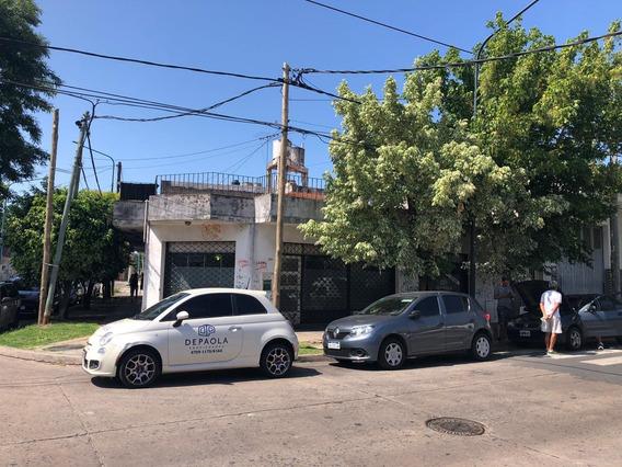Villa Martelli Venta Local + Casa 294m2 Cub Lote Propio