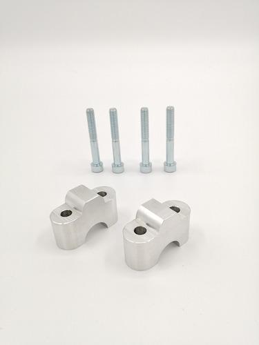 Imagem 1 de 1 de Riser Elevador De Guidão 25mm P/ Bmw / Honda