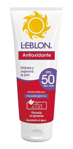 Leblon Fps50 Protector Antioxidante 90 G.