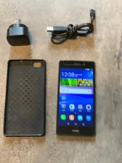 Celular Huawei P8 Lite Ale-l23 16 Gb Negro 2gb Ram