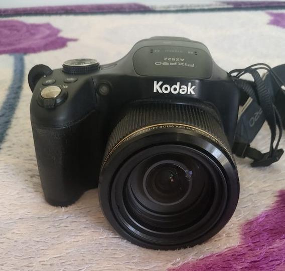 Câmera Digital Semi-profissional - Kodak Pix Pro Az 522