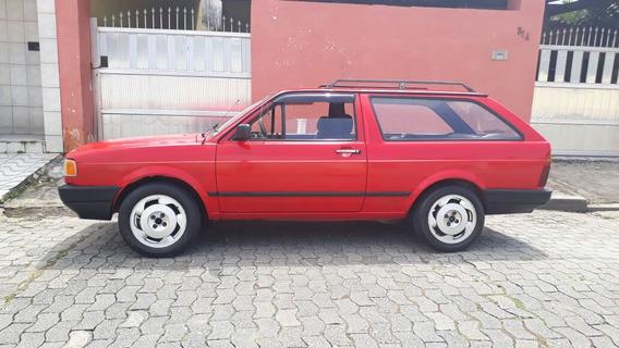 Volkswagen Parati Cl 1.8 Ano 93 Leia O Anuncio