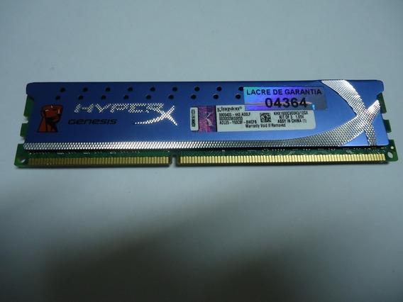 Memoria Hyperx 2x4gb Ddr3 1600mhz Usada! Sem Erros!