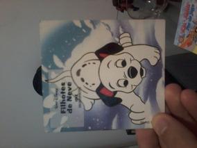 Filhotes De Neve - Walt Disney - Livrinho Infantil Ilustrado