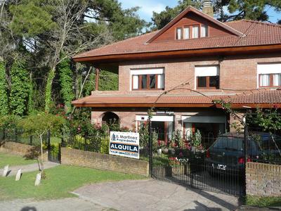 Alquiler Chalet 5 Dormitorios Villa Gesell Barrio Norte