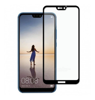 ¡ 2x1 Vidrio Completo Huawei P20 Lite Protector Pantalla