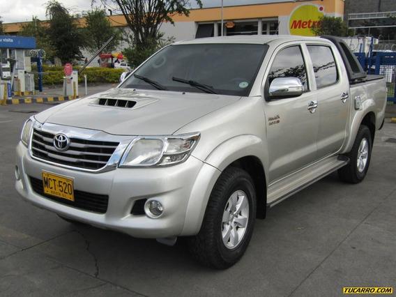 Toyota Hilux Vigo 3.0 4x4