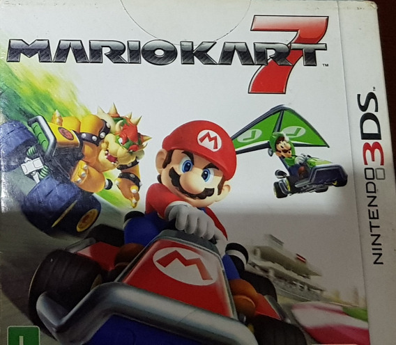 Mario Kart 7 Para Nintendo 3ds