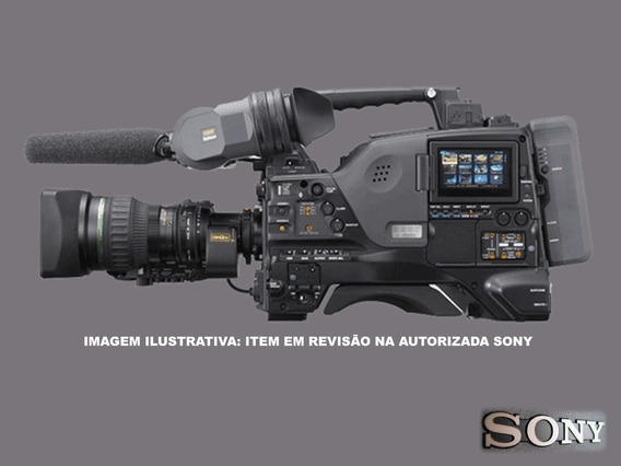 Câmera Sony Pdw700 C/ Viewfinder-lente-mic Sem Fio - Pdw-700